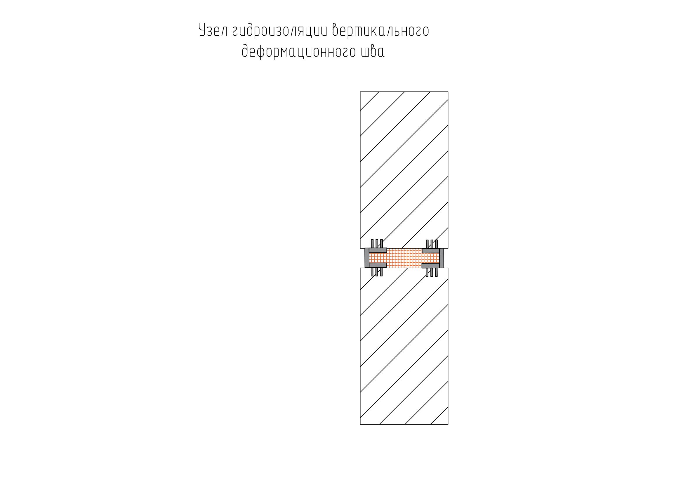 разрез деформационного шва-1